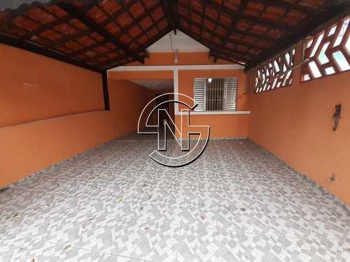 Casa, código 800 em Praia Grande, bairro Maracanã
