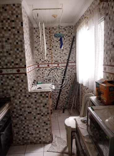 Apartamento, código 842 em Praia Grande, bairro Vila Sônia