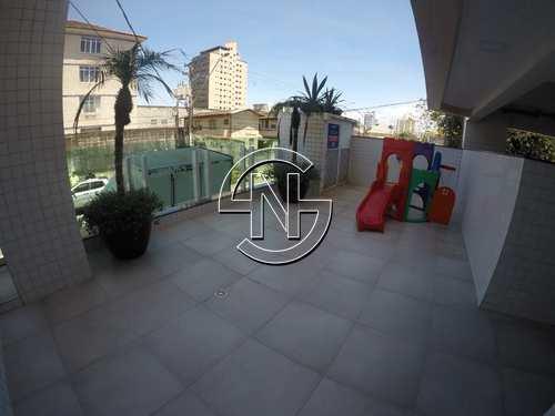 Apartamento, código 884 em Praia Grande, bairro Canto do Forte