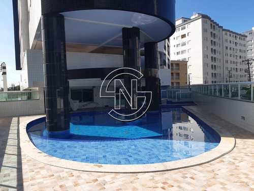 Apartamento, código 968 em Praia Grande, bairro Caiçara