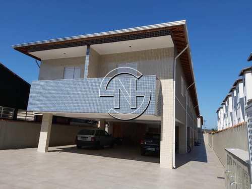 Casa de Condomínio, código 1064 em Praia Grande, bairro Vila Sônia