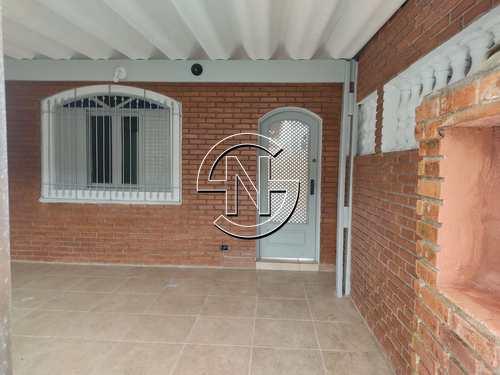 Casa, código 1070 em Praia Grande, bairro Ocian