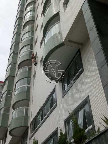 Apartamento, código 1094 em Praia Grande, bairro Aviação