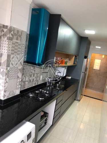 Apartamento, código 1140 em Praia Grande, bairro Canto do Forte
