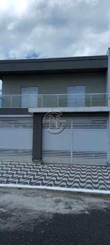 Casa de Condomínio, código 1146 em Praia Grande, bairro Tupi