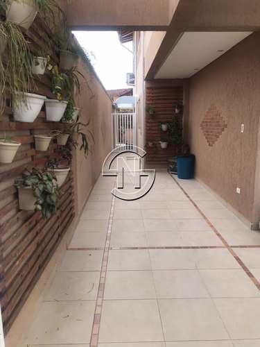 Casa de Condomínio, código 1169 em Praia Grande, bairro Caiçara