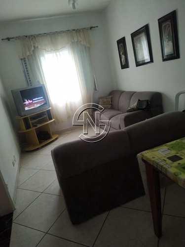 Apartamento, código 1315 em Praia Grande, bairro Tupi