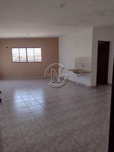 Sala Comercial, código 1323 em Praia Grande, bairro Nova Mirim