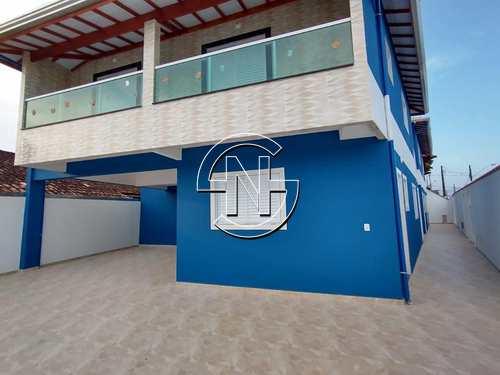 Casa de Condomínio, código 1595 em Praia Grande, bairro Princesa