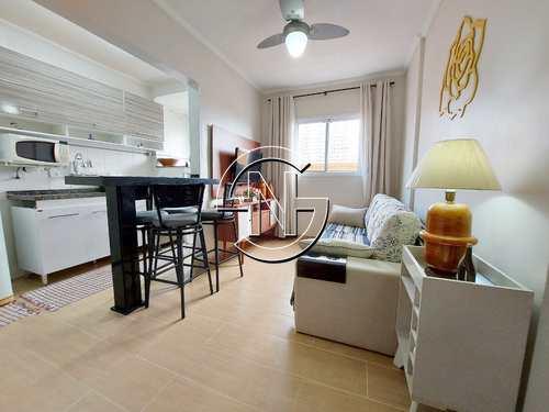 Apartamento, código 1646 em Praia Grande, bairro Aviação