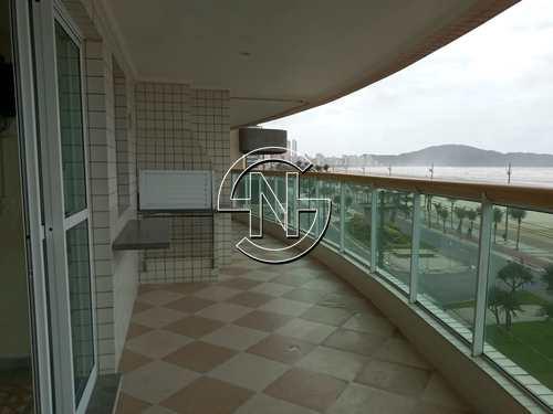 Apartamento, código 1698 em Praia Grande, bairro Aviação
