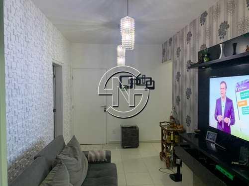 Apartamento, código 1706 em Praia Grande, bairro Aviação