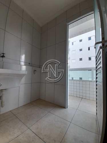 Apartamento, código 1718 em Praia Grande, bairro Ocian