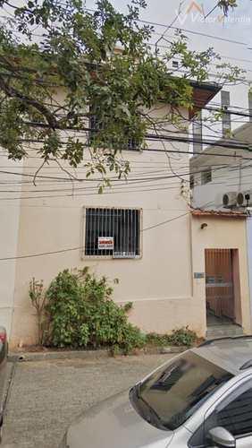 Sobrado Comercial, código 34 em São Paulo, bairro Vila Clementino