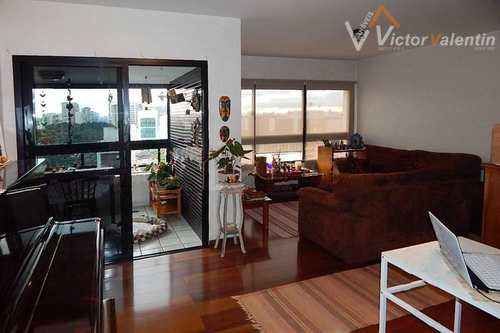 Apartamento, código 127 em São Paulo, bairro Vila Clementino