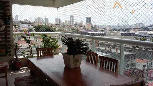 Apartamento, código 155 em São Paulo, bairro Jardim Vila Mariana