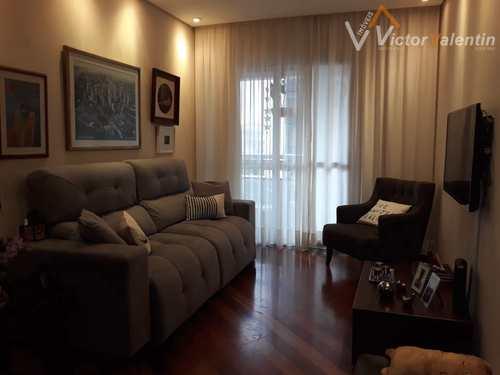 Apartamento, código 258 em São Paulo, bairro Vila Mariana