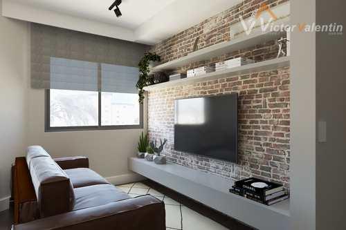 Apartamento, código 313 em São Paulo, bairro Vila Uberabinha