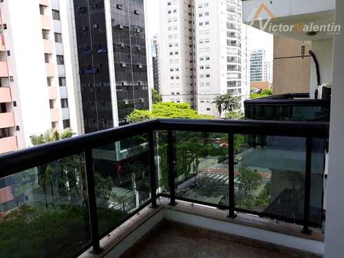 Apartamento, código 316 em São Paulo, bairro Planalto Paulista