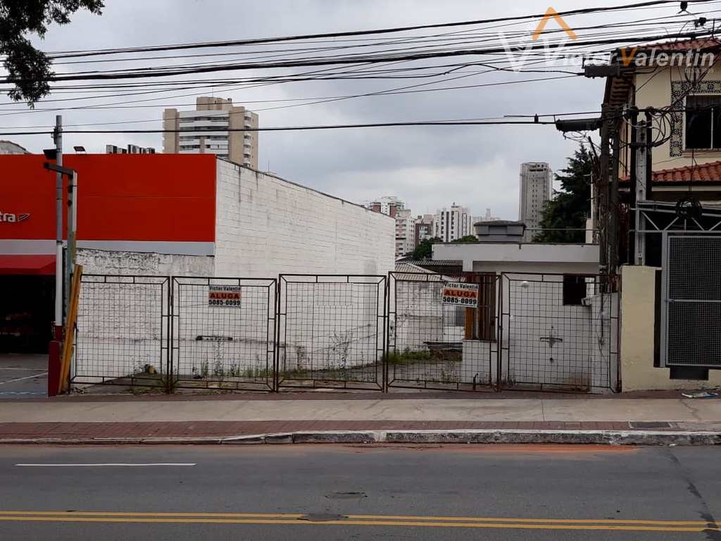 Terreno Comercial em São Paulo, no bairro Vila Clementino