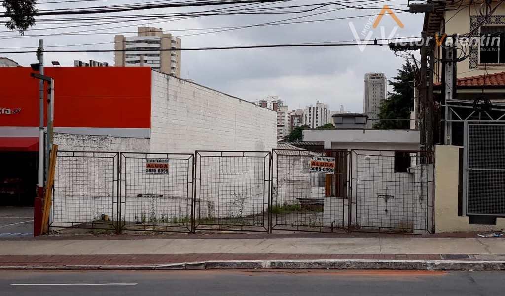 Terreno Comercial em São Paulo, bairro Vila Clementino