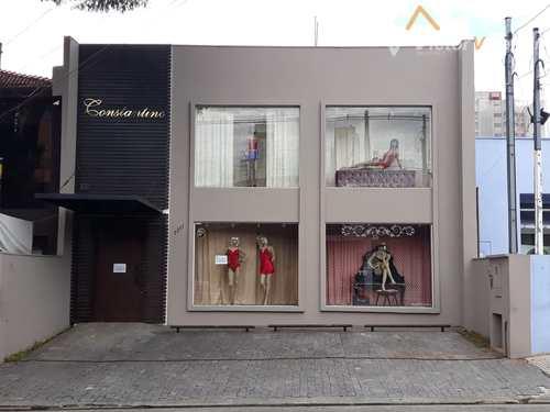 Sobrado Comercial, código 392 em São Paulo, bairro Moema