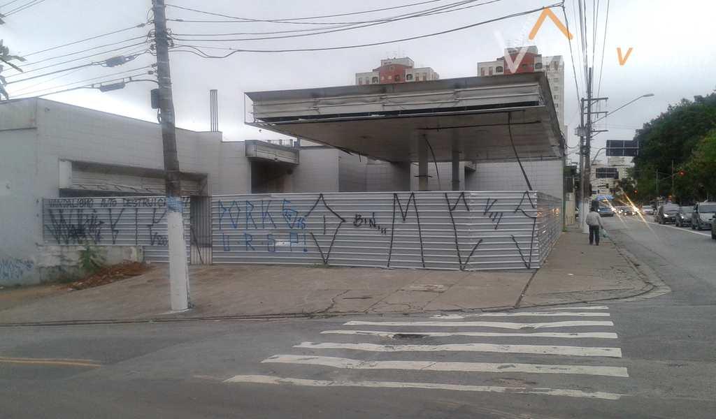 Terreno Comercial em São Paulo, bairro Vila Isa