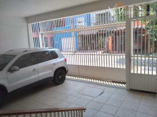 Casa, código 465 em São Paulo, bairro Vila Mariana
