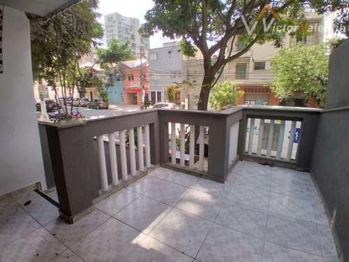 Casa, código 523 em São Paulo, bairro Vila Clementino
