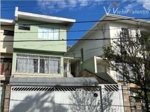 Casa, código 545 em São Paulo, bairro Vila Mariana