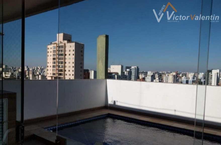 Cobertura em São Paulo, no bairro Brooklin Novo