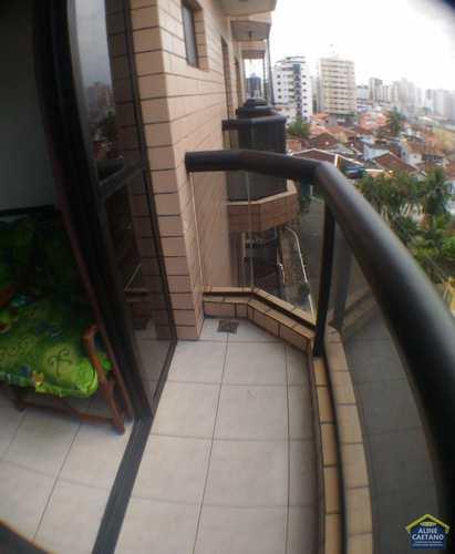 Apartamento, código AN605 em Praia Grande, bairro Cidade Ocian