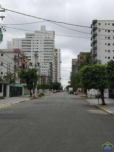 Apartamento, código ME475 em Praia Grande, bairro Guilhermina