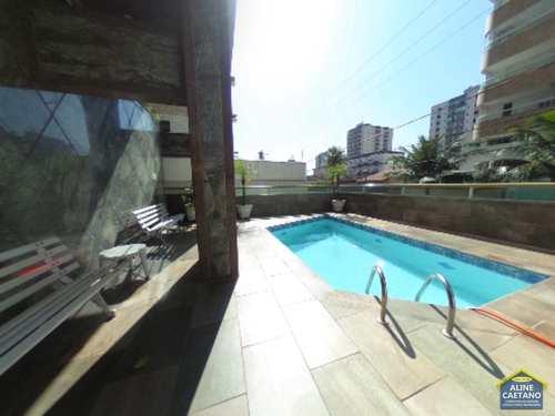 Apartamento, código AC752 em Praia Grande, bairro Tupi