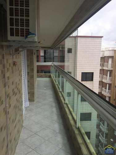Apartamento, código ACT1455 em Praia Grande, bairro Ocian
