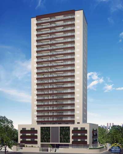 Apartamento, código MMT09078 em Praia Grande, bairro Aviação
