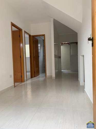 Casa de Condomínio, código LCT32 em Praia Grande, bairro Ocian