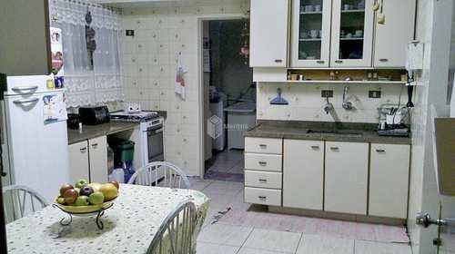 Apartamento, código 50 em São Bernardo do Campo, bairro Santa Terezinha