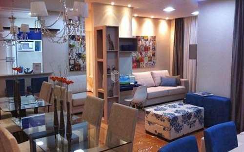 Apartamento, código 60 em São Caetano do Sul, bairro Santa Paula
