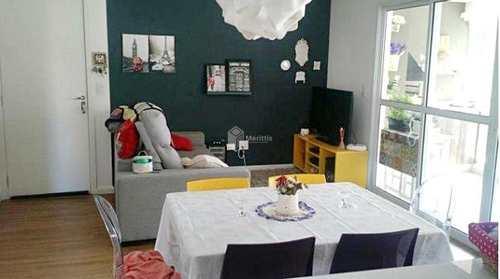 Apartamento, código 63 em São Caetano do Sul, bairro Santa Maria