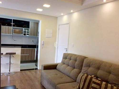 Apartamento, código 87 em São Caetano do Sul, bairro Olímpico