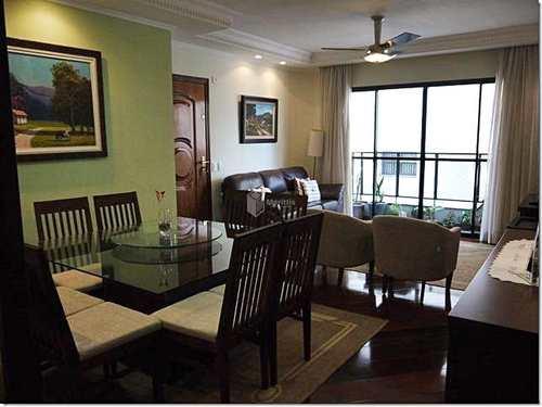 Apartamento, código 101 em São Caetano do Sul, bairro Santa Paula