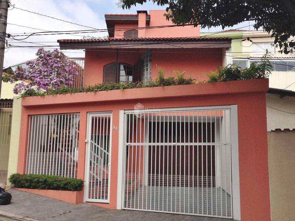 Sobrado em São Caetano do Sul, no bairro Olímpico