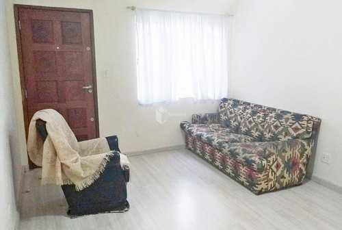 Apartamento, código 125 em São Caetano do Sul, bairro Nova Gerty