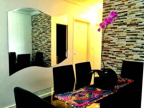 Apartamento, código 151 em Santo André, bairro Campestre