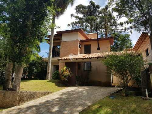 Sobrado de Condomínio, código 164 em Itapevi, bairro Jardim Nova Cotia