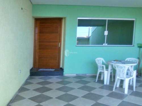 Sobrado, código 191 em São Caetano do Sul, bairro Osvaldo Cruz