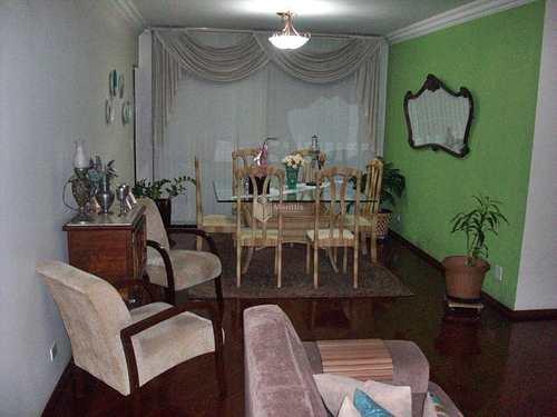 Apartamento, código 196 em São Caetano do Sul, bairro Santa Paula