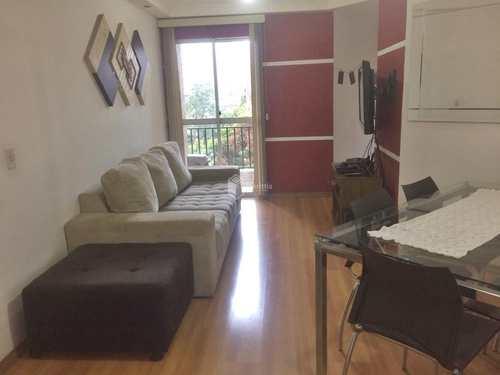 Apartamento, código 208 em São Paulo, bairro São João Clímaco
