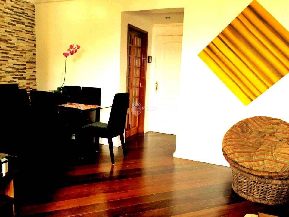 Apartamento em Santo André, no bairro Campestre